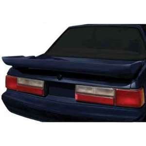 Ford 1979 1993 Mustang Coupe/Convertible Custom Saleen Style Spoiler
