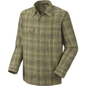 Mountain Hardwear Long Sleeve Hoffner Shirt (Mens) M
