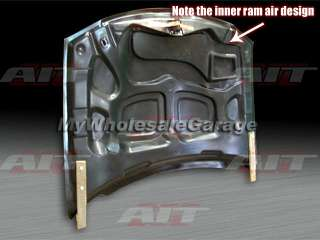 06 07 08 09 Dodge Charger Fiberglass SS Ram Air Hood