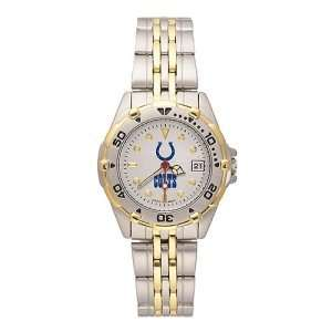 Indianapolis Colts Ladies NFL All Star Watch (Bracelet