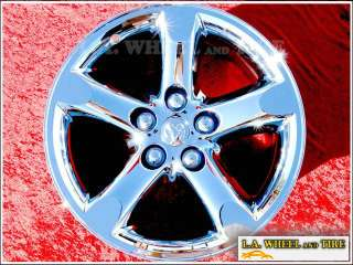 DODGE RAM DURANGO 1500 20 OEM CHROME WHEELS RIMS EXCHANGE 2267