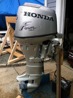 30 HP Outboard Boat Motor Engine 4 Stroke Electric Start 9.9 15 25 OMC