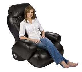 BRAND NEW Black iJoy 2580 Robotic Human Touch Massage Chair Massaging