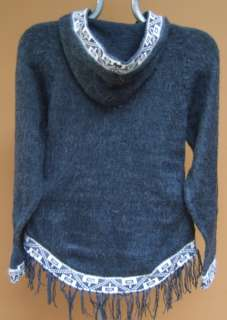 You are bidding for ONE new alpaca wool sweater, made in Bolivia. It