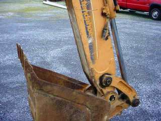 Case 580M Tractor Loader Backhoe, Cab, 4x4, Extendahoe, 3456 Hrs, 3rd