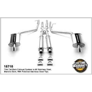 MagnaFlow Performance Exhaust Kits   00 02 Lincoln LS 3.0L