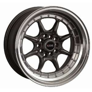 XXR Gun Metal 002 Wheels Rims 240sx Datsun 280zx SET OF 16 INCH XXR
