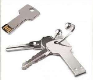 Waterproof Metal KEY USB Memory Stick Flash Pen Drive 8GB 16GB 32GB
