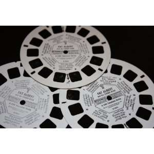 Three View Master Reels Fat Albert and the Cosby Kids A CBS Television