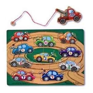 Tow Truck Magnetic Puzzle Game   (Child) Toys & Games