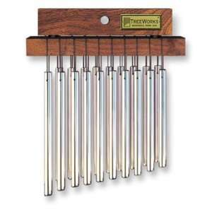 Treeworks Microtree 19 Bar Double Row Chime Everything