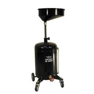 JohnDow JDI 16DC E 16 Gallon Portable Oil Drain