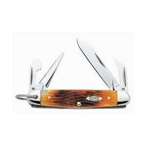 Case Cutlery Scout Jr. Autumn Barnboard 5629 Sports