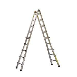 com Cosco 20 221T1AW1, 21 Foot Multi Position Aluminum Folding Ladder