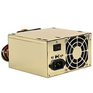 Echo Star 680W 20 pin Dual Fan ATX PSU (Gold) Electronics