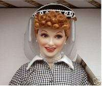 RARE FRANKLIN MINT LUCILLE BALL TV COMMERCIAL LUCY DOLL