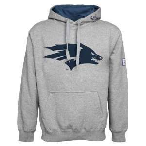 Nevada Wolf Pack Ash Automatic Hoody Sweatshirt Sports