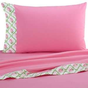 Caden Lane 1BOUGTSS Boutique Girl Twin Sheet Set
