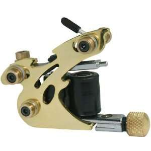 PRO TOP HANDMADE ALLOY Tattoo MACHINE Iron (Gun) KIT