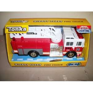 Tonka Mighty Fleet Fire Truck  lights & Sounds   Now with