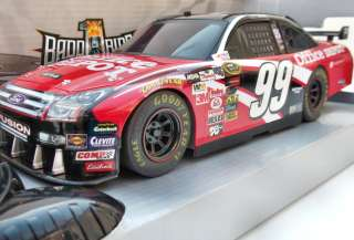 Badd Ride Carl Edwards #99 Office Depot 2008 Ford Fusion Radio
