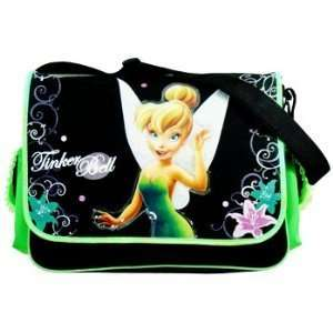 Tinker Bell Large School Messenger Bag Toys & Games