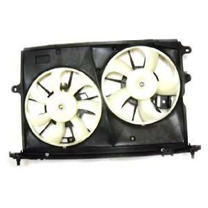 Toyota Corolla Replacement Radiator/Condenser Cooling Fan Assembly