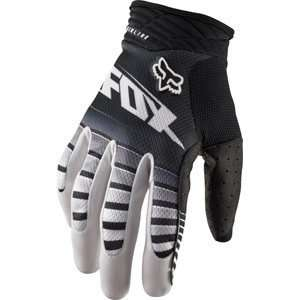 Fox Racing Airline Gloves Enterprize Black Automotive