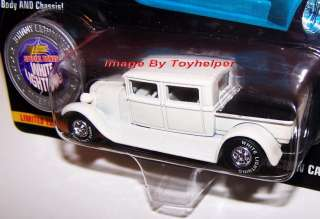 JOHNNY WHITE LIGHTNING 1929 CREW CAB REAL HOT RODS