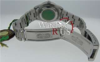 ROLEX MENS SS OYSTER PERPETUAL DATE REF 15210