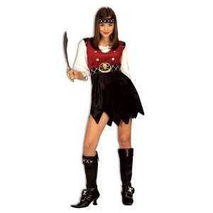Teenz Pirate Girl Teen Costume   Kids Costumes Toys