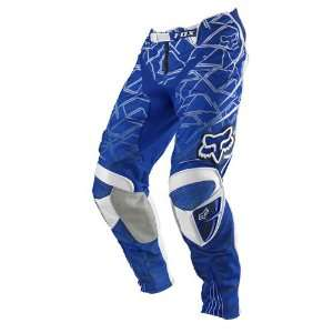 Fox Racing Platinum Pants   2009   34/Blue Automotive