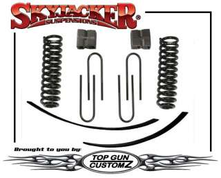78 79 Ford Bronco 4x4 Skyjacker Lift Kit
