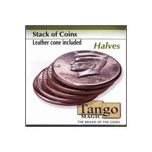 Stack of Coins Halves by Tango Toys & Games