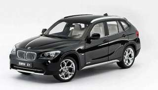 18 Scale BMW X1 SDRIVE (E84) Jet Black Diecast Model Car by Kyosho