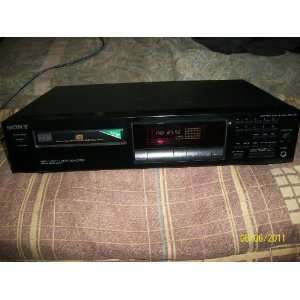 Sony Compact Disc CD Player CDP 315