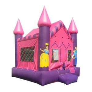 Kidwise Commercial Princess Castle Bounce House Toys & Games