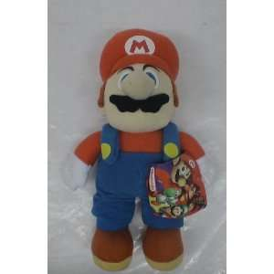 Nintendo Super Mario Bros. 10 Plush Doll