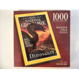 National Geographic Magazine Cover Puzzle The Mongolian