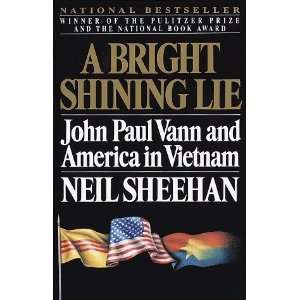 John Paul Vann and America in Vietnam [Paperback] Neil Sheehan Books