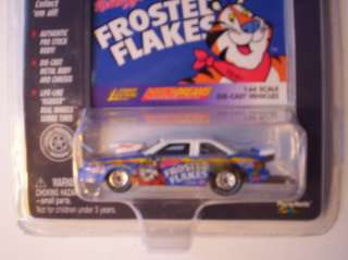 Johnny Lightning Racing Dreams Cereal Series Kelloggs Pro Stock Car 1