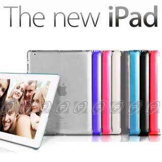 The New iPad 3rd Gen Cute Cartoon Graffiti Embossing Magnetic Smart
