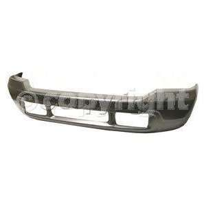 support brackets; to 6/12/99; paint to match) Front Bumper FACE BAR