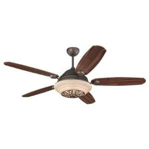 Serena 54 Ceiling Fan in Roman Bronze