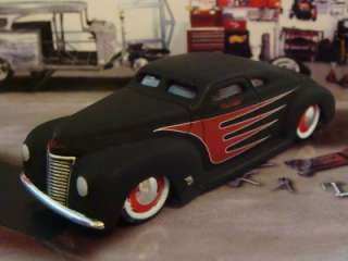 1940 Ford Coupe RAT ROD 1/64 Scale Limited Edition 3 Detailed Photos