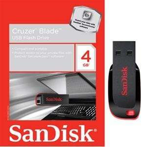 NEW 4GB Cruzer Blade USB flash (Flash Memory and Readers