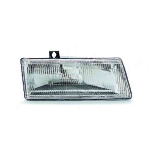 1991 95 CHRYSLER TOWN & COUNTRY VAN HEADLIGHT, PASSENGER