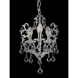 Dale Tiffany Buchanon 3 Light Mini Chandelier GH70379