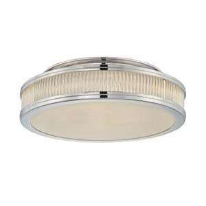 Sonneman 1978.35 Rivoli Polished Nickel Flush Mount