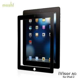 Moshi iVisor AG Apple iPad 2 Screen Protector   Black 99MO020908